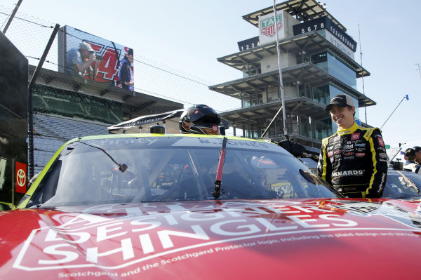 #19: Brandon Jones, Joe Gibbs Racing, Toyota Supra Menards/Atlas