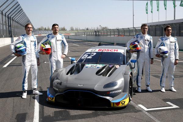 All R-Motorsport drivers.