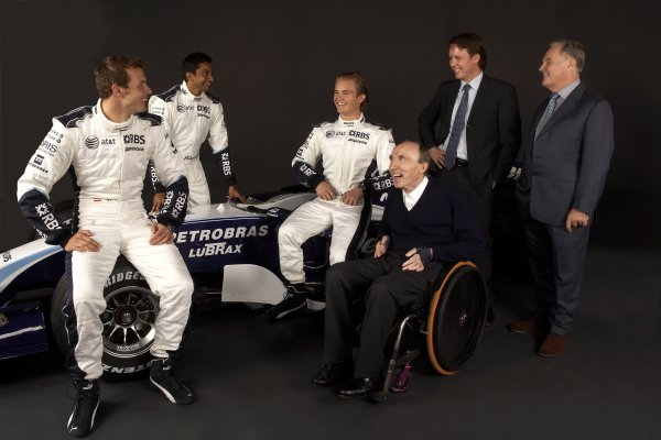 2007 AT&T Williams Launch