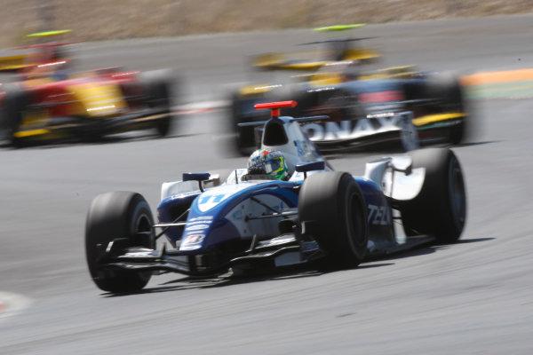 Sunday Race.Sergio Perez (MEX, Telmex Arden International). Action.  World Copyright: Glenn Dunbar / GP2 Series Media Service.Ref: _3GD3082 jpg