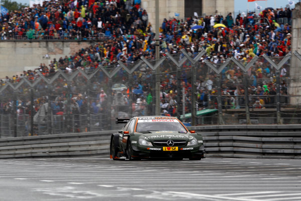2014 DTM Championship Round 4 - Norisring, Germany 27th - 29th June 2014  Robert Wickens (CAN) Mercedes AMG DTM-Team HWA DTM Mercedes AMG C-Coup? World Copyright: XPB Images / LAT Photographic  ref: Digital Image 3190597_HiRes