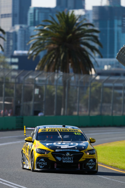 Lee Holdsworth, Charlie Schwerkolt Racing Holden.