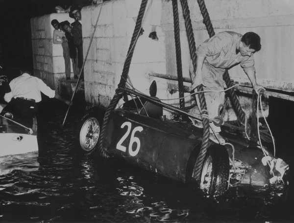 Monte Carlo, Monaco. 22 May 1955.