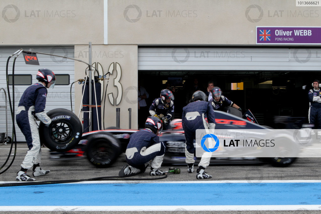 PAUL RICARD - AUTOSPORT - WORLD SERIES RENAULT