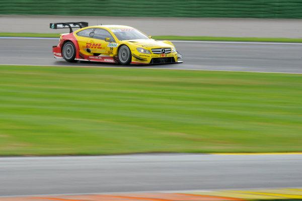 Round 9 - Valencia, Spain28th - 30th September 2012David Coulthard (GBR), Muecke Motorsport, AMG Mercedes C-CoupeWorld Copyright:  XPB Images / LAT Photographicref: Digital Image 2374277_HiRes
