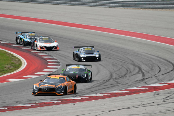 Pirelli World Challenge Grand Prix of Texas Circuit of The Americas, Austin, TX USA Sunday 3 September 2017 Ryan Dalziel/Daniel Morad World Copyright: Richard Dole/LAT Images ref: Digital Image RD_COTA_PWC_17277