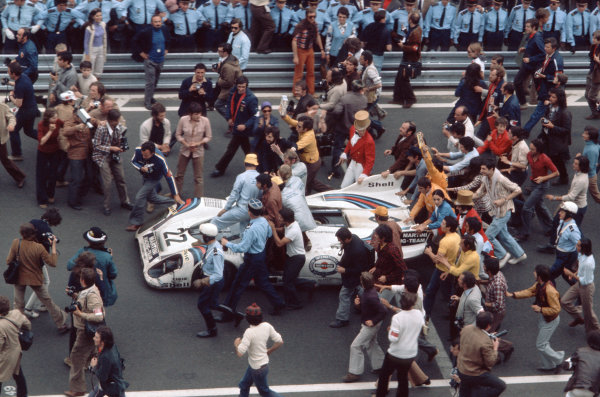 Le Mans, France. 12th - 13th June.