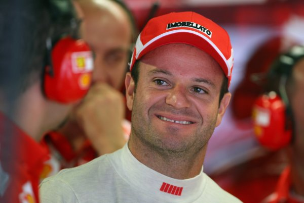 2005 Italian Grand Prix - Friday Practice,