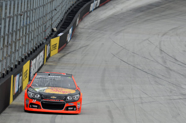22-23 August, 2014, Bristol, Tennessee USA Jeff Burton ?2014, John Harrelson / LAT Photo USA