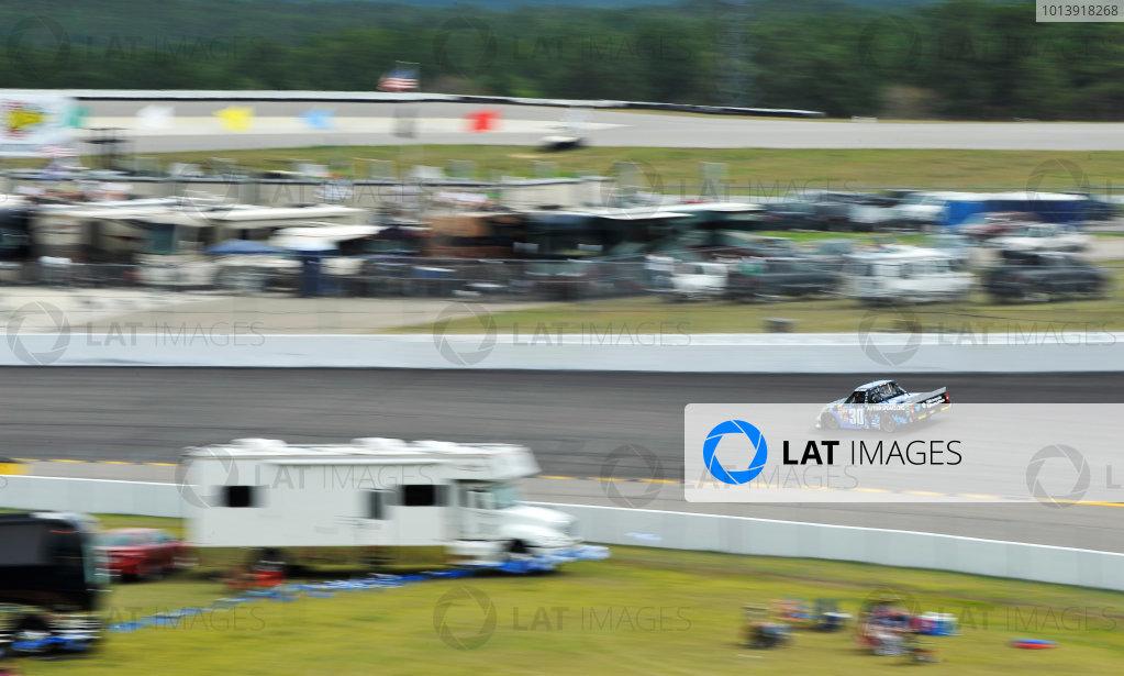 13-14 April, 2013, Rockingham, North Carolina USA Kyle Larson ©2013, Scott R LePage LAT Photo USA