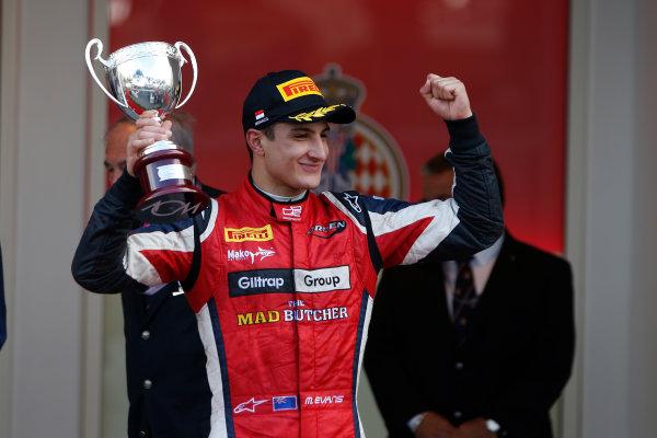 2013 GP2 Series. Round 4.  Monte Carlo, Monaco. 54th May 2013. Saturday Race. Mitch Evans (NZL, Arden International). World Copyright: Glenn Dunbar/GP2 Series Media Service. Ref: _89P2837