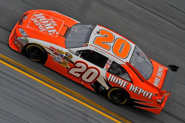 11 February, 2010, Daytona Beach, Florida USAJoey Logano car© 2010, LAT South, USALAT Photographic