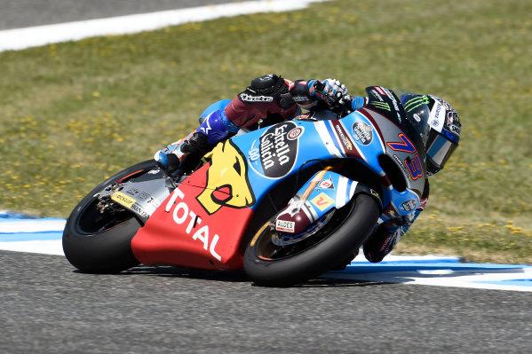 2017 Moto2 Championship - Round 4 Jerez, Spain Sunday 7 May 2017 Alex Marquez, Marc VDS World Copyright: Gold & Goose Photography/LAT Images ref: Digital Image 16381