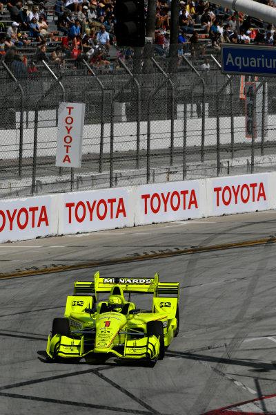 2017 Verizon IndyCar Series Toyota Grand Prix of Long Beach Streets of Long Beach, CA USA Friday 7 April 2017 Simon Pagenaud World Copyright: Scott R LePage/LAT Images ref: Digital Image lepage-170407-LB-1831