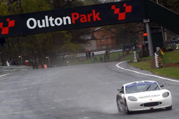 2017 Ginetta GT5 Championship Oulton Park, 15th-17th April, 2017, Richard Evans (GBR)  World copyright. JEP/LAT Images