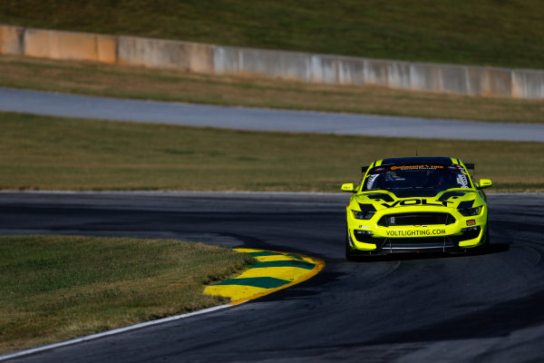 IMSA Continental Tire SportsCar Challenge Fox Factory 120 Road Atlanta, Braselton GA Thursday 5 October 2017 7, McLaren, McLaren GT4, GS, Alan Brynjolfsson, Chris Hall World Copyright: Jake Galstad LAT Images
