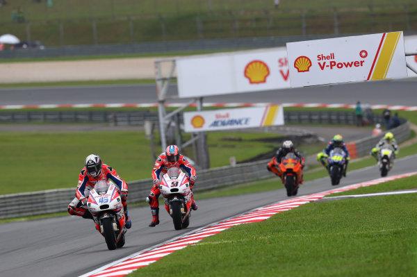 2017 MotoGP Championship - Round 17 Sepang, Malaysia. Sunday 29 October 2017 Scott Redding, Pramac Racing World Copyright: Gold and Goose / LAT Images ref: Digital Image 26647