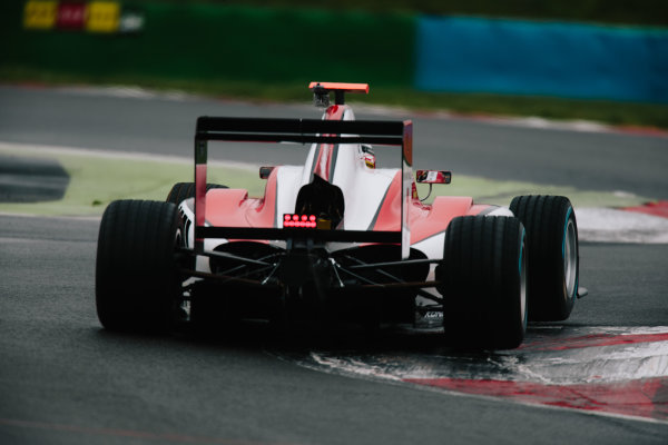 2016 GP3 Series Shakedown. Magny Cours, France. Thursday 3 March 2016  Charles Leclerc (MON) ART Grand Prix   World Copyright: Malcolm Griffiths/LAT Photographic. ref: Digital Image F80P9871