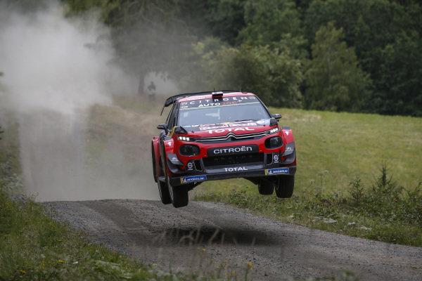 Esapekka Lappi (FIN), Citroën Racing, Citroën C3 WRC 2019