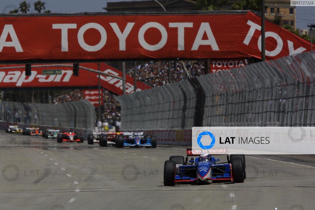 2001 CART Long Beach