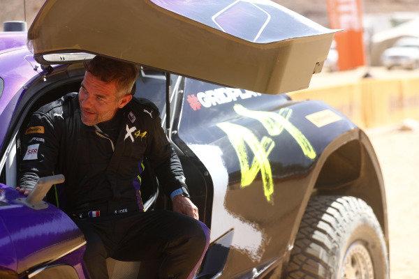 Sebastien Loeb (FRA), X44
