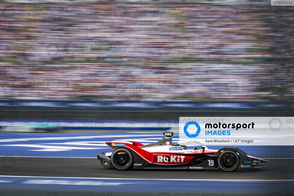 Felipe Massa (BRA), Venturi, EQ Silver Arrow 01