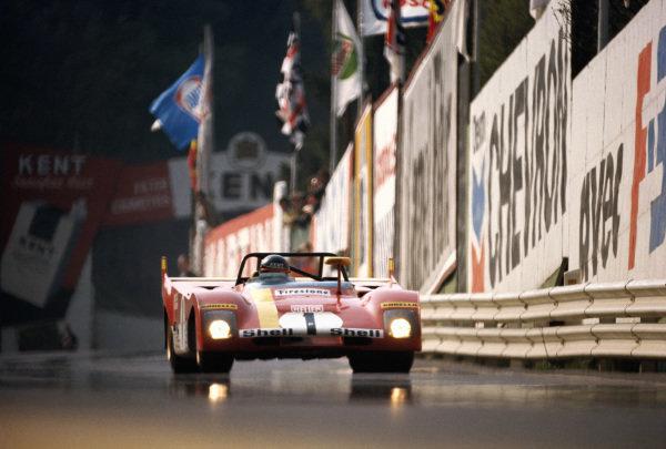 Jacky Ickx / Clay Regazzoni , Spa Ferrari SEFAC, Ferrari 312 PB 0888.
