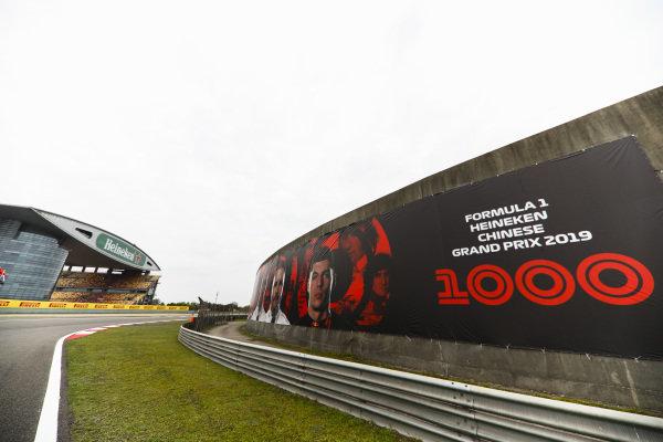 1000th Race Branding
