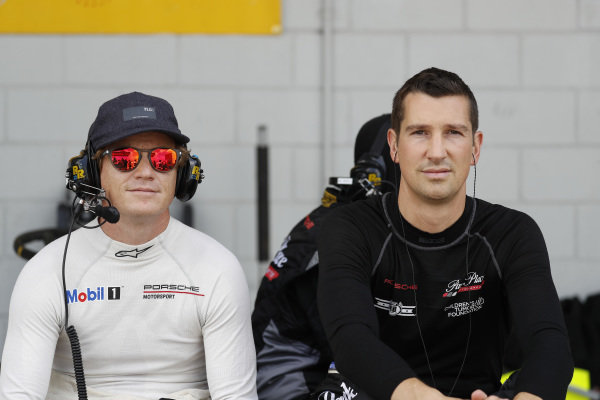 #73 Park Place Motorsports Porsche 911 GT3 R, GTD: Patrick Lindsey, Patrick Long
