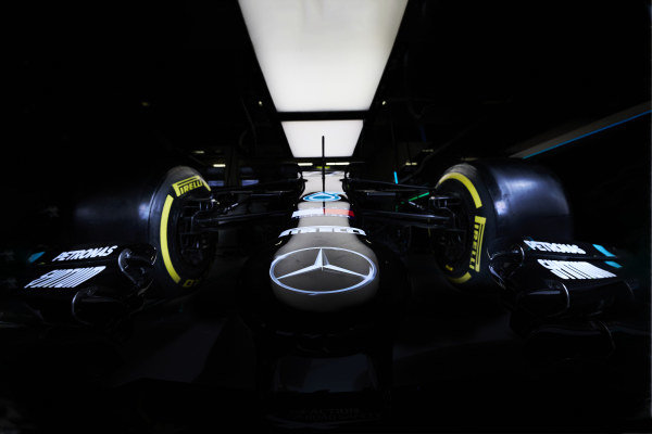 Mercedes F1 W11 EQ Performance