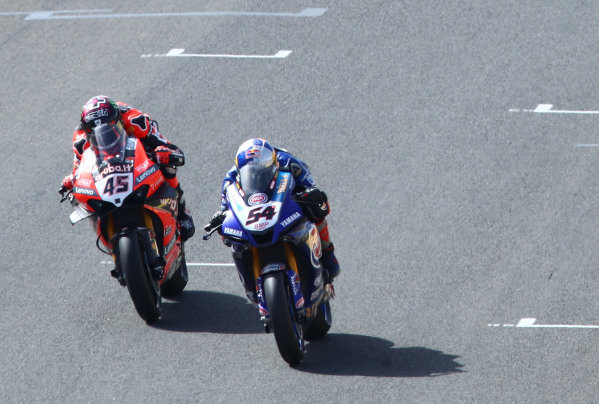 Scott Redding, Aruba.it Racing Ducati, Toprak Razgatlioglu, Pata Yamaha.
