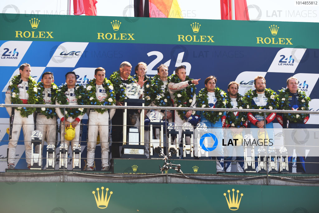Round 3 Le Mans 24 Hours