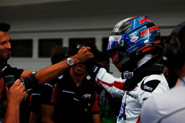 Alexander Albon (THA, ART Grand Prix)  2016 GP3 Series Round 4 Hungaroring, Budapest, Hungary Sunday 24 July 2016  Photo: /GP3 Series Media Service ref: Digital Image _SBB8245