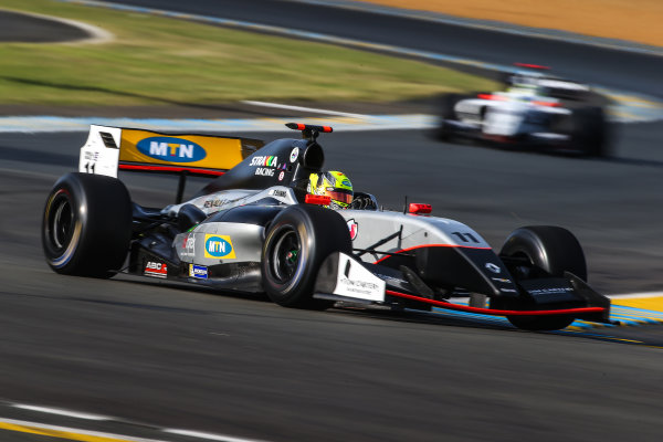 Le Mans (FRA) SEPT 25-27 2015 - World Series by Renault 2015 at the Bugatti circuit of Le Mans. Tio Elinas #11 Strakka Racing. Action. © 2015 Diederik van der Laan  / Dutch Photo Agency / LAT Photographic