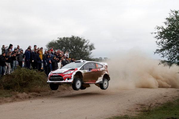 Round 05, Rally Argentina26th - 29th April 2012Evgeny Novikov, Ford, actionWorldwide Copyright: McKlein/LAT