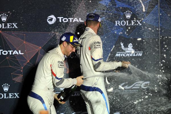 #81 BMW Team MTEK BMW M8 GTE: Martin Tomczyk, Nicky Catsburg, Alexander Sims