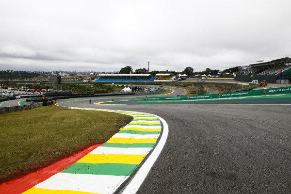 A scenic view of Interlagos.