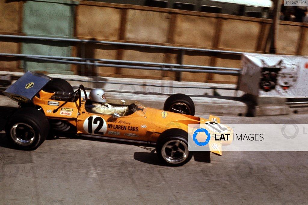 1970 Monaco Grand Prix.