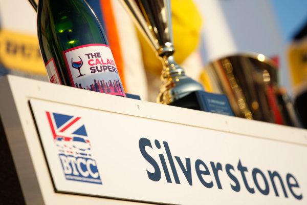 2015 British Touring Car Championship, Silverstone, Northants. 26th-27th September 2015, Trophy World copyright. Jakob Ebrey/LAT Photographic