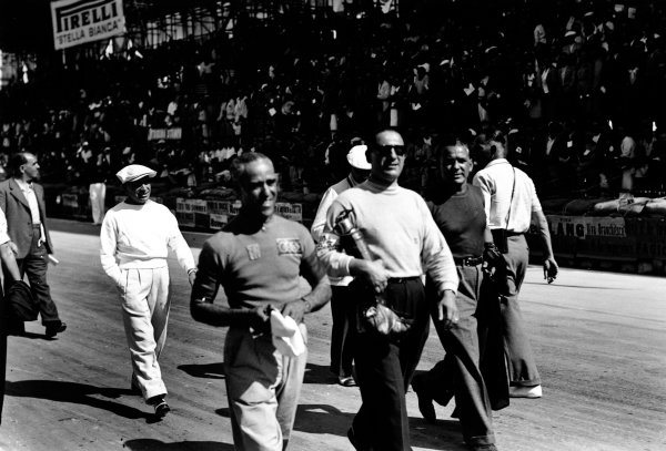 Bremgarten, Berne, Switzerland. 21 August 1938.