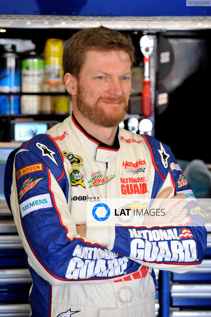 11-13 April, 2013, Fort Worth, Texas USA Dale Earnhardt Jr. ©2013, Nigel Kinrade LAT Photo USA