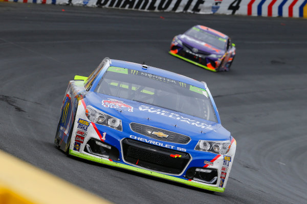Monster Energy NASCAR Cup Series Bank of America 500 Charlotte Motor Speedway, Concord, NC Sunday 8 October 2017 Jamie McMurray, Chip Ganassi Racing, Sherwin-Williams Chevrolet SS World Copyright: Russell LaBounty LAT Images