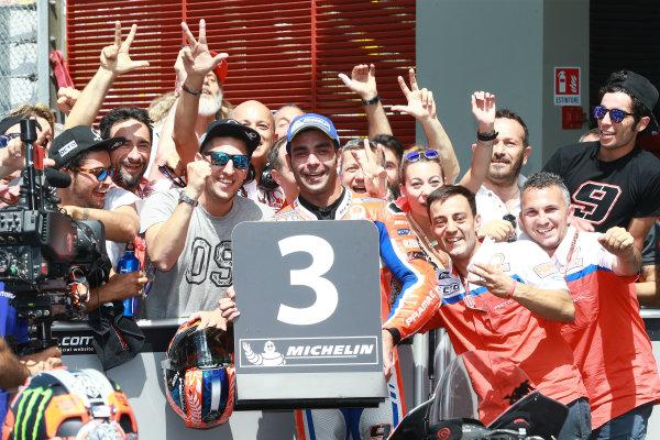 2017 MotoGP Championship - Round 6 Mugello, Italy Sunday 4 June 2017 Danilo Petrucci, Pramac Racing World Copyright: Gold & Goose Photography/LAT Images ref: Digital Image 674678