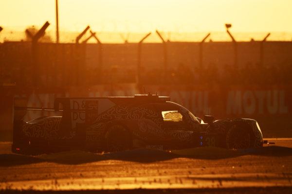 2017 Le Mans 24 Hours Circuit de la Sarthe, Le Mans, France. Saturday 17 June 2017 #38 DC Racing Oreca 07 Gibson: Ho-Pin Tung, Oliver Jarvis, Thomas Laurent World Copyright: Rainier Ehrhardt/LAT Images ref: Digital Image 24LM-re-10730