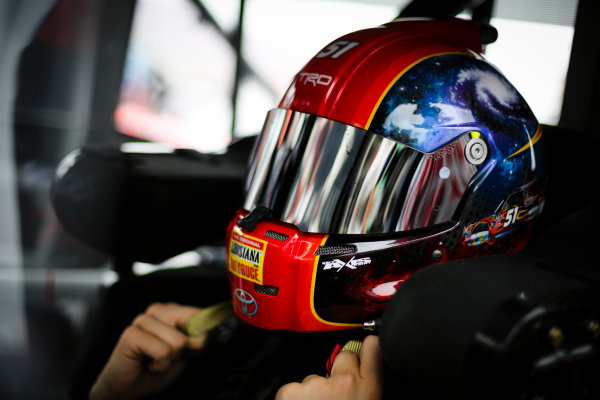 NASCAR Camping World Truck Series Buckle Up In Your Truck 225 Kentucky Speedway, Sparta, KY USA Wednesday 5 July 2017 Myatt Snider, Liberty Tax Service Toyota Tundra World Copyright: Barry Cantrell LAT Images