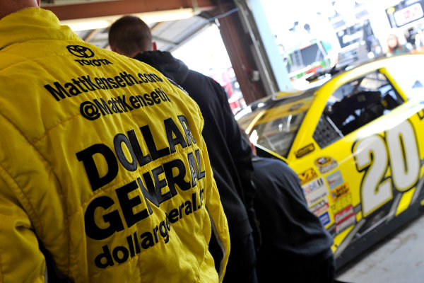 12-14 September, 2014, Joliet, Illinois USA Matt Kenseth, Dollar General Toyota Camry ?2014, Jennifer Coleman, LAT PHOTO USA