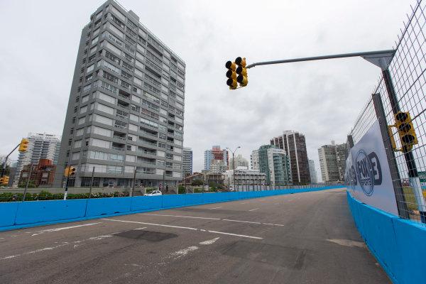 2015/2016 FIA Formula E Championship. Punta del Este ePrix, Punta del Este, Uruguay. Friday 18 December 2015. A view of the track. Photo: Zak Mauger/LAT/Formula E ref: Digital Image _L0U6031