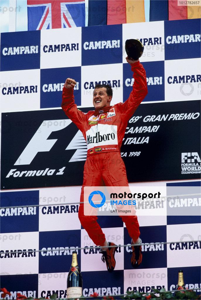 1998 Italian Grand Prix.