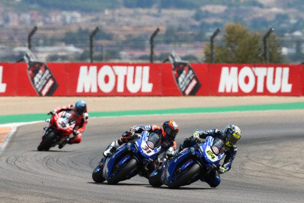 Federico Caricasulo, GRT Yamaha, Garrett Gerloff, GRT Yamaha.