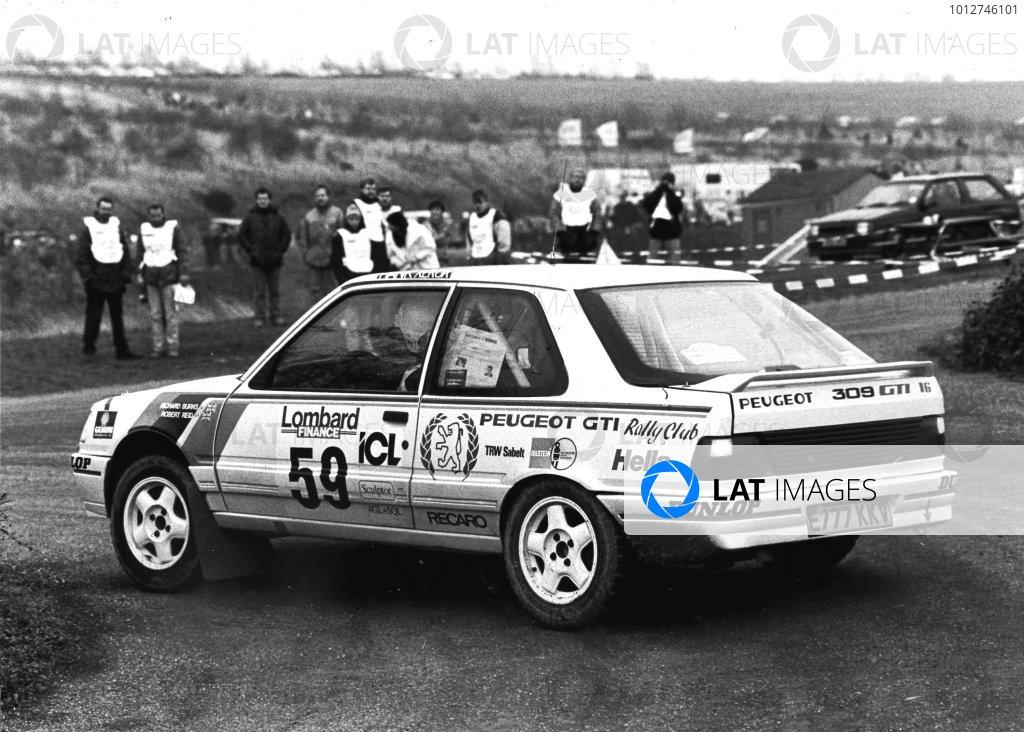 1992 World rally Championship